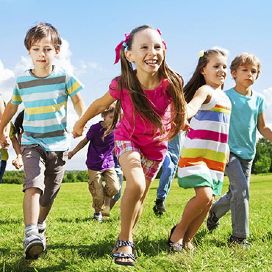 игры знакомства для детей от 7 до 10 лет